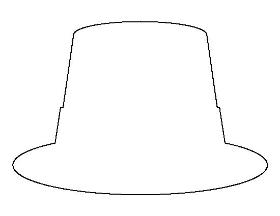 leprechaun hat template printable pinterest the world s catalog of ideas