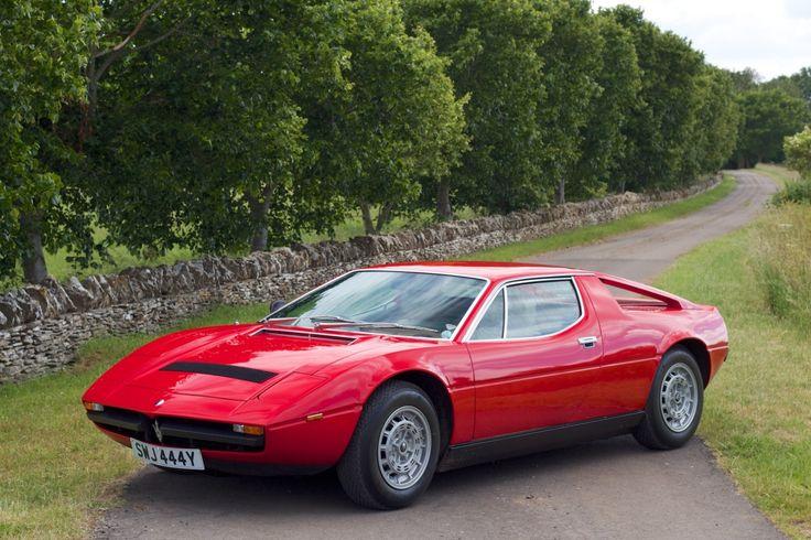 1982 Maserati Merak | Classic Driver Market