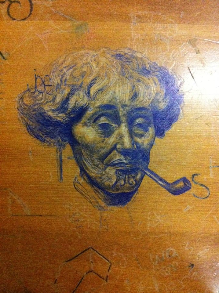 Interesting School Desk Drawing The Kind Of Pictures They Used To Draw On Desks When I Was Throughout Inspiration Decorating