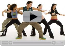 Looking for some YouTube Zumba videos? Here's a great collection of the