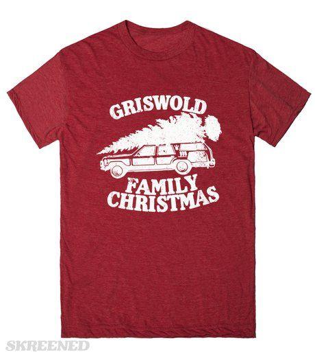 Griswold Family Vacation (vintage)   Vintage Griswold Family Vacation shirt just in time for christmas! #Skreened