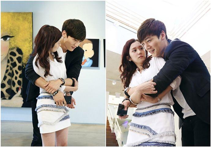 """Fated to Love You"": Jumpin' Jang Hyuk + Episodes 13 & 14 Written Previews (UPDATED W/ Stills Of Choi Jin Hyuk Sneaking His Arms Around Jang..."