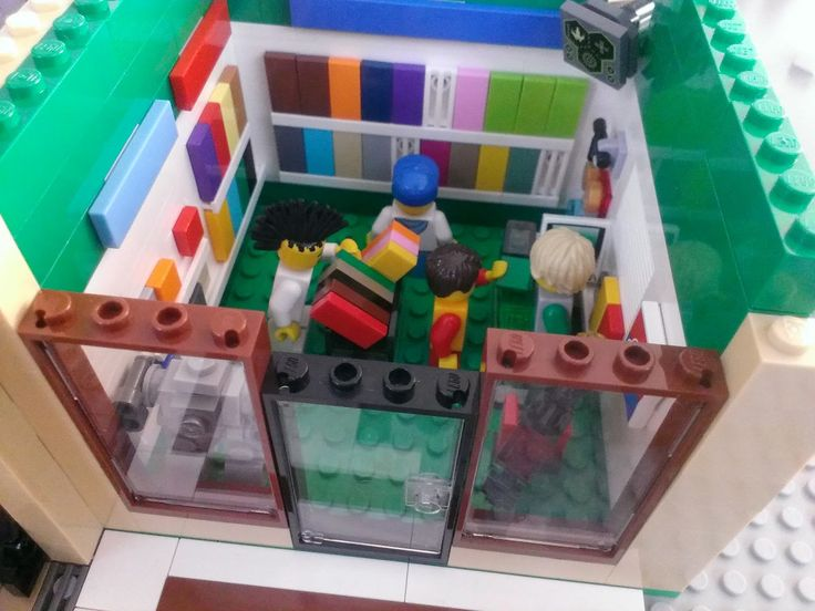 54 best LEGO Supermarket images on Pinterest | Lego, Legos and ...