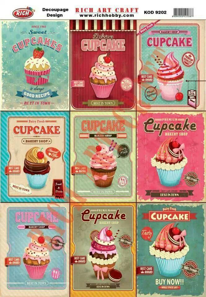 Sooooo yummy! I love cupcakes!