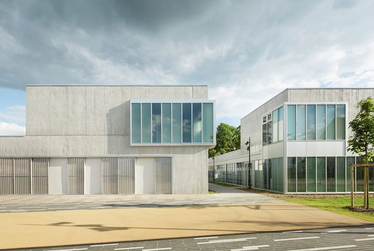 Gallery - CREIL Social Center Renovation / NOMADE architects - 1
