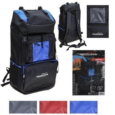 Backpackers rugzak groot 60 liter