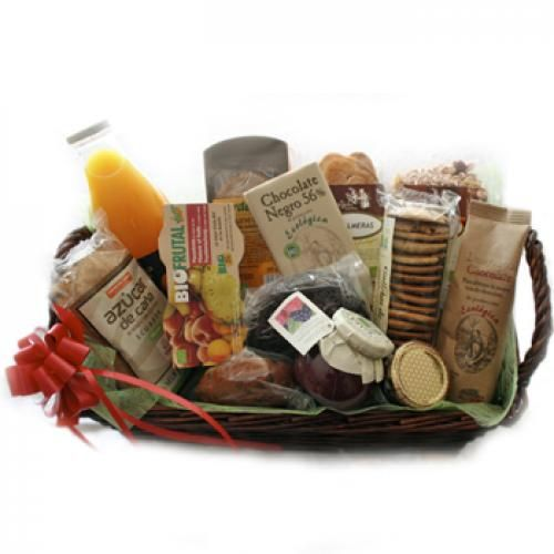 Sweet Tomorrows Gift Basket to Spain