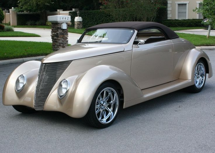 1937 Ford Roadster   MJC Classic Cars   Pristine Classic Cars For Sale – Locator…