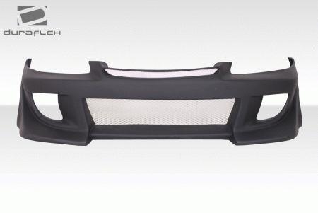 Honda Accord 4DR Duraflex Blits Front Bumper Cover - 1 Piece - 101982