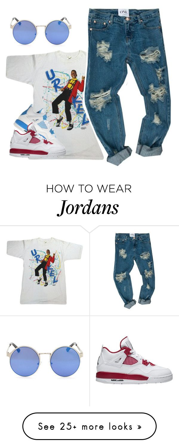 """If I could go back to the day we met.."" by jayzhee on Polyvore featuring NIKE"