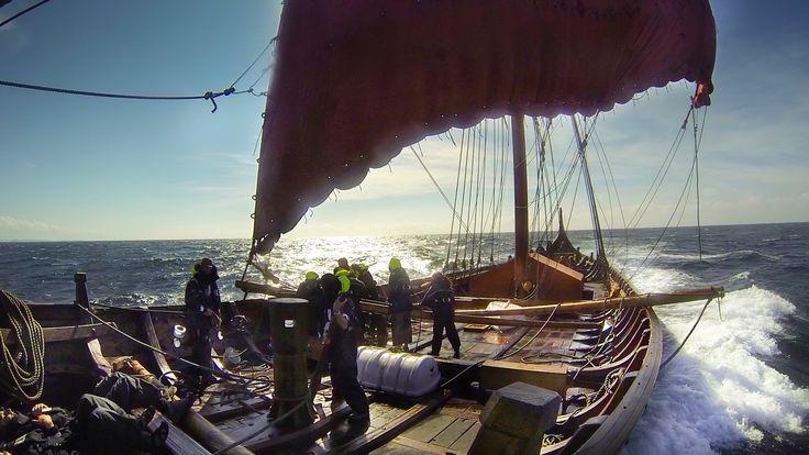 Sailing Draken Harald Hårfagre