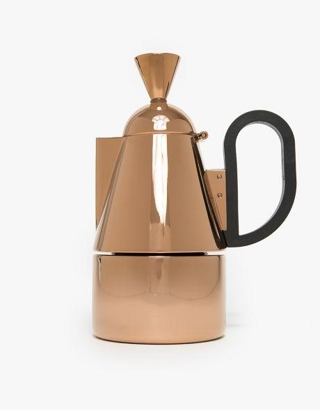 Brew Stove Top Coffee Maker / Tom Dixon