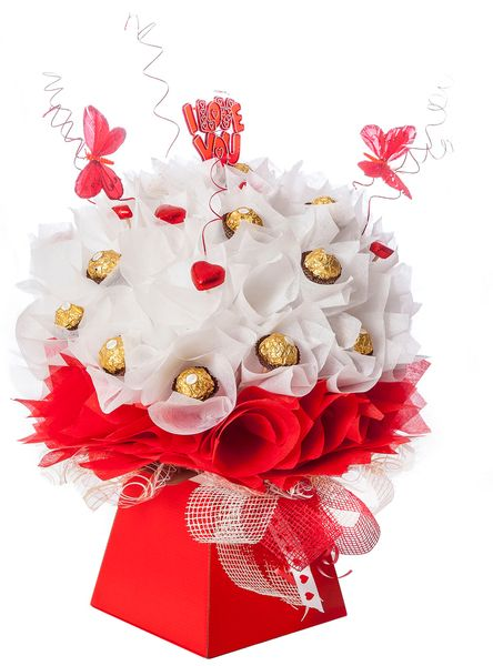 Luxury chocolate bouquets from Coco Blooms - Love me do