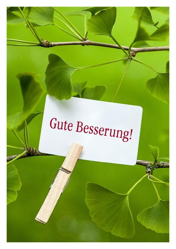 Nicht vergessen | Gute Besserung | Echte Postkarten online versenden | MyPostcard.com