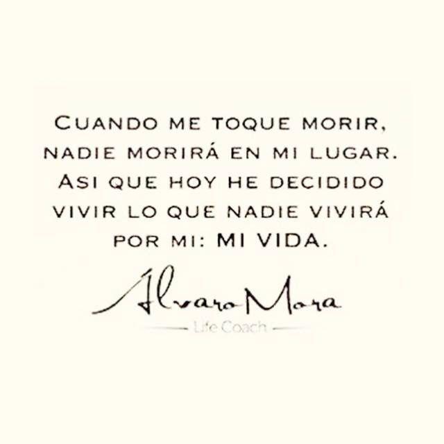 #vive #goza Vida solo hay una!