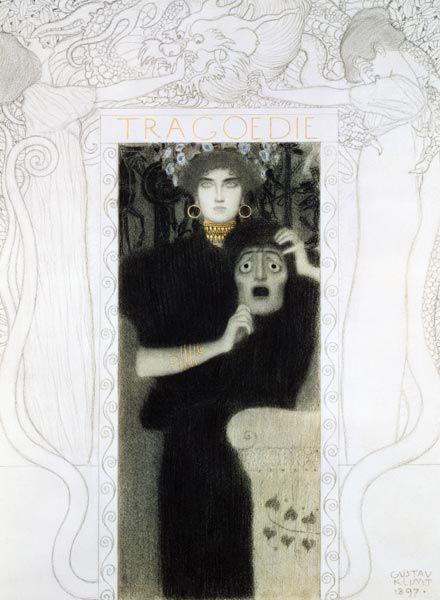 Gustav Klimt-Tragedia