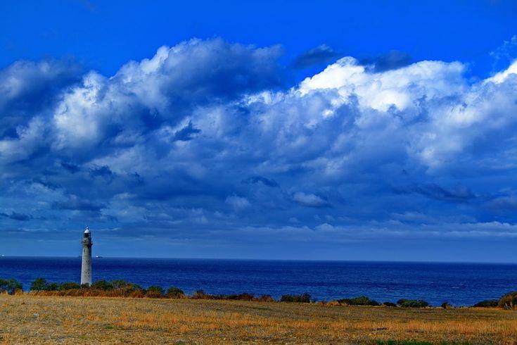 Mehmetçik feneri manzarası.. Seddülbahir fotoğrafları / view of Mehmetcik lighthouse.. Seddülbahir photos