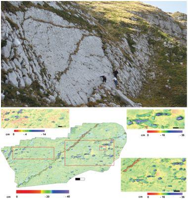 Abruzzo: dal Cretaceo impronte di Dinosauro