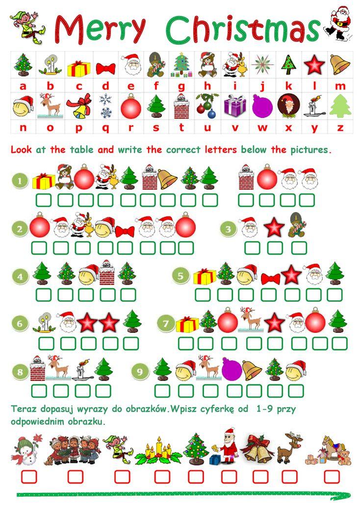 Nauczanie angielskiego dzieci - praca i pasja.: ho ho ho ..Merry Christmas!
