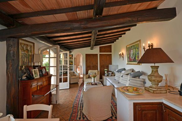 Traditional Tuscany stone built house for sale in porto Ercole with stunning sea views and a private garden. Maremma Italy real estate.