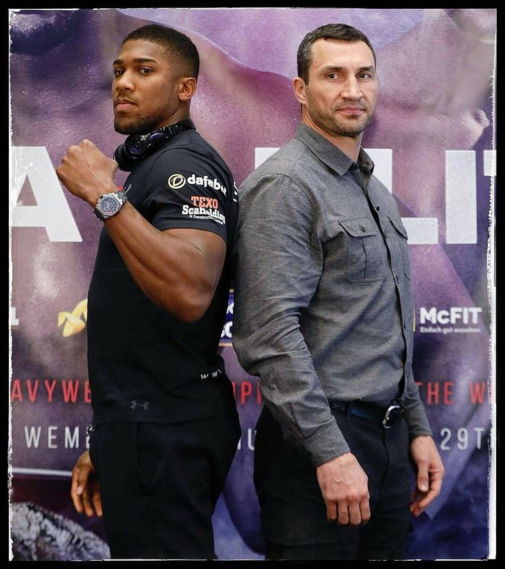 "Supreme Boxing on Instagram:   ""@anthony_joshua vs @klitschko_official Press conference kick off in NYC # BigioShotYa 📸📸📸 📸 by @bigioshotya  #joshuaklitschko #AnthonyJoshua #klitschko #Boxing #Boxeo #SupremeBoxing #WBC"""
