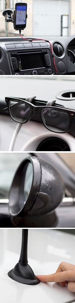 Fix and adapt your car for a road trip with Sugru!