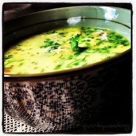 Coconut Lemon Chicken Soup Thermomix