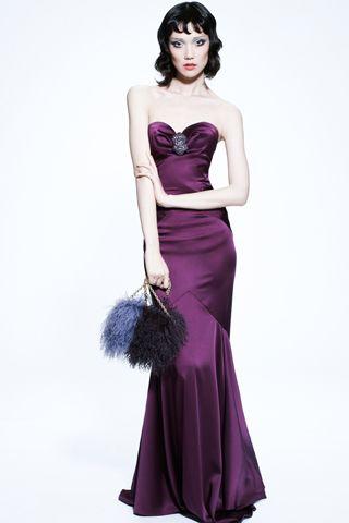 Z Spoke by Zac Posen Resort 2013Beautiful Colors, Posen Resorts, Dresses, Gowns, Purple Passion, Resorts 2013, Zac Posen 2013, Fashion Collection, 2013 Collection