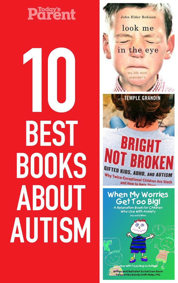 15 best books about autism