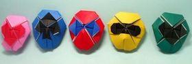 【折り紙】 戦隊ヒーローの折り方・作り方《ニンニンジャー、トッキュウジャー、キョウリュウジャー》 - NAVER まとめ