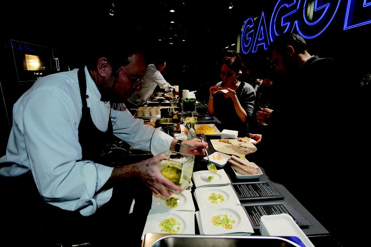 Three Star Chef Dieter Muller Was Not The Only One In The Focus Of Attention At The Livingkitchen Trade Fair Welt
