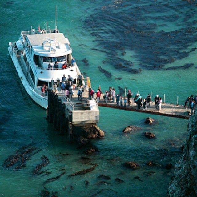 Cahnnle Islands Natioanl Perk Ferry