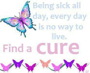Being sick all day, everyday, is no way to live / living with lupus / chronic illness