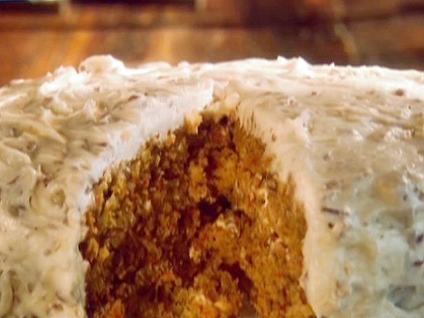 Grandma Hiers' Carrot Cake Recipe | Paula Deen | Food Network