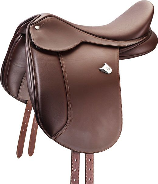 Bates Pony Dressage - The Bates Pony Dressage saddle features the latest in world-class saddle design and technology, never previously seen in pony saddles.