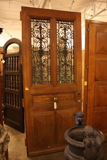58 Best Antique Entry And Interior Doors Images On Pinterest Indoor Gates Interior Doors And