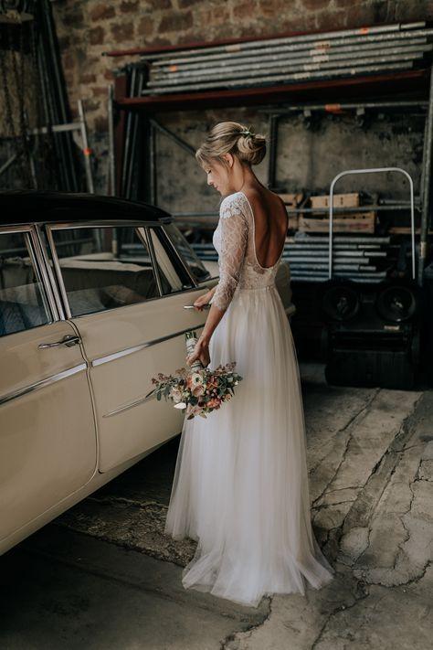 Brautkleid Anprobe: Die Sache mit dem Traumkleid