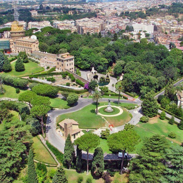 ac2572d74f8a04cde1dd8b9f16fb38ad - Vatican Gardens And Vatican Museums Tour