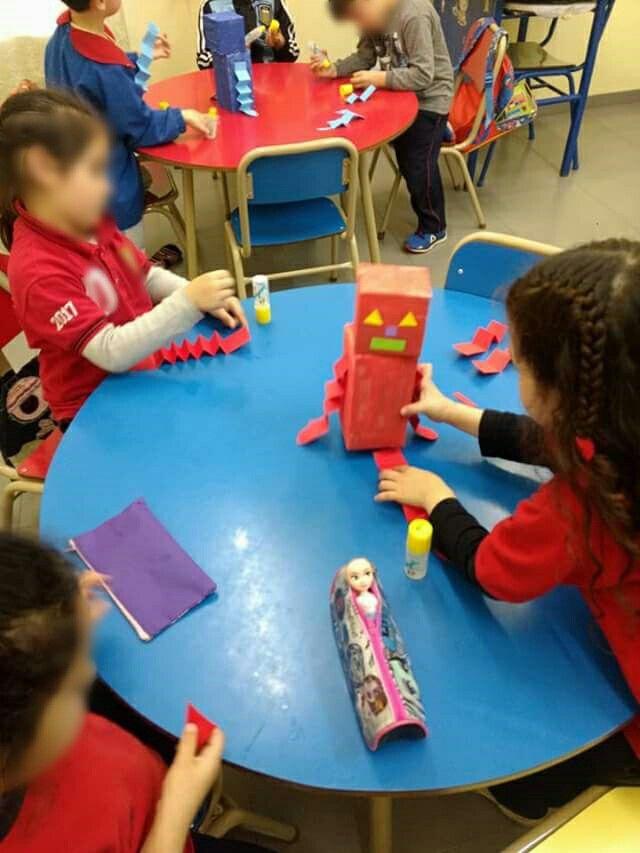 """Aula de Inglés """"Kinder"""" en Tortuguitas."""