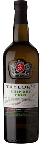 Taylor's Chip Dry. Blanc sec. Gamme actuelle.