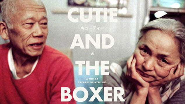 cutie and the boxer watch online - Google Search