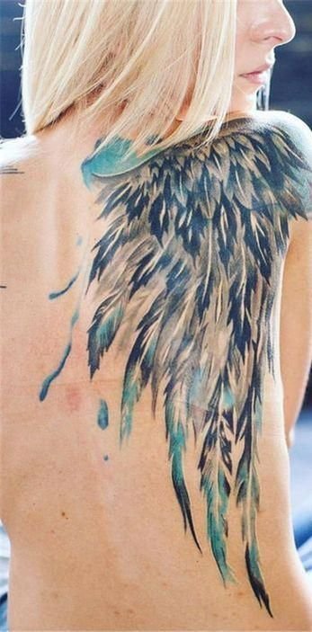 Perfect 50+ Adorable Back Tattoos For Women Inspiration #Tattoosonneck