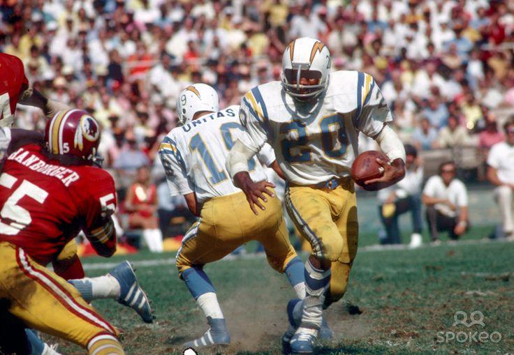 Mike Garrett, 1973 | Football - Retro Chargers | Pinterest ...