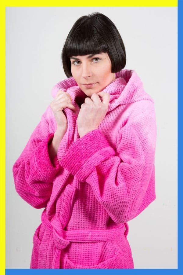 """Baden oder Bummeln? Was heißt hier """"oder""""? Du kannst beides haben! Wellness mit Dip-Dye und Wolle mit Streicheleinheiten. Unser Taummantel-Schnitt (von Gr. XS-XXL) ist nämlich sehr vielseitig. Und was noch besser ist: so easy zu nähen. *Der Mantel aus Wollwalk* … weiterlesen"""