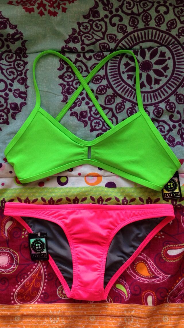My first Jolyn came in today Watermelon colors | Jolyn ...