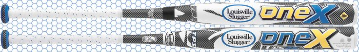 Louisville Slugger TPS OneX FP136 -10 Fastpitch Softball Bat
