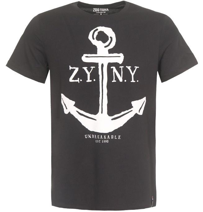 Zoo York Slip T-shirt - Black