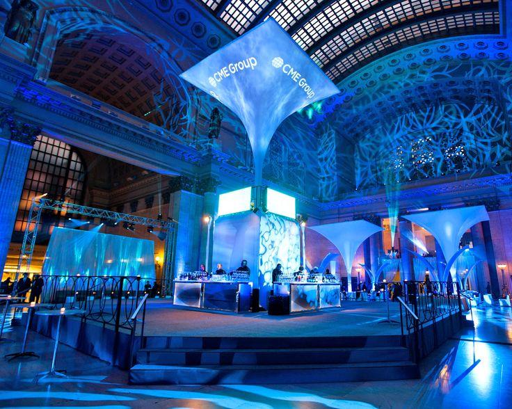 Corporate Event Design Photo Gallery - HMR Designs