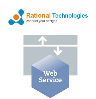 Web services are open accepted XML, SOAP, HTTP etc. Web applications that interact with other web applications for the determination of exchanging data.visit by:http://www.rationaltechnologies.com/