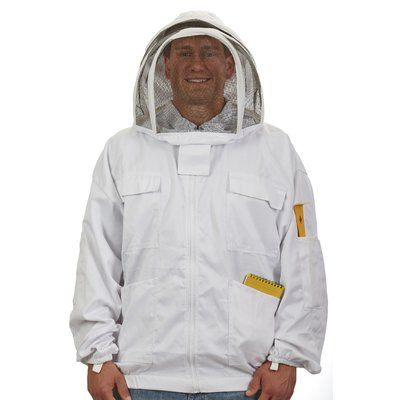 Miller Mfg Little Giant Beekeeping Jacket Size: Extra Large